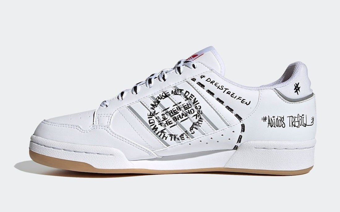 adidas Continental 80 Sharpie Pack GV9797 Release Date Info