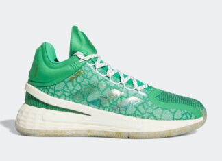 adidas D Rose 11 Christmas FZ0849 Release Date Info