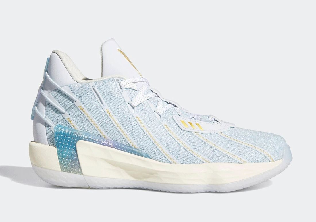 adidas Dame 7 Christmas H67571 Release Date Info