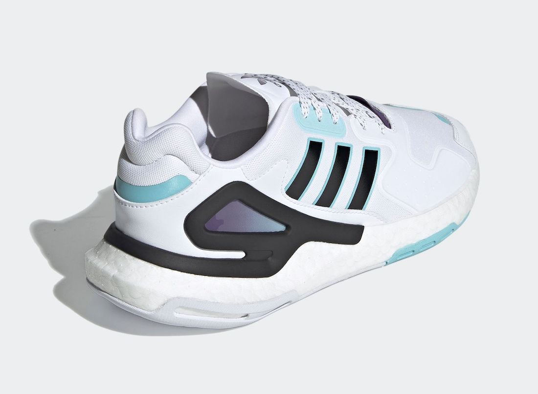 adidas Day Jogger White GZ2716 Release Date Info