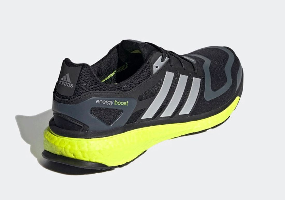 adidas Energy Boost Solar Yellow GZ8501 Release Date Info