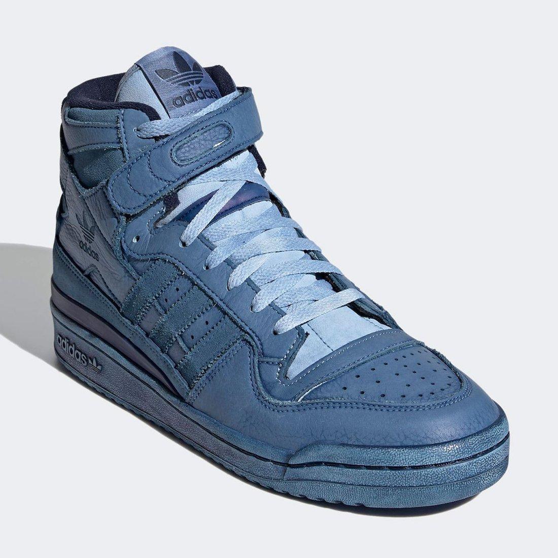 adidas Forum 84 High Indigo Blue FY7794 Release Date Info