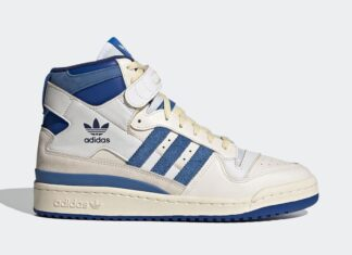 adidas Forum 84 High OG Bright Blue FY7793 Release Date Info