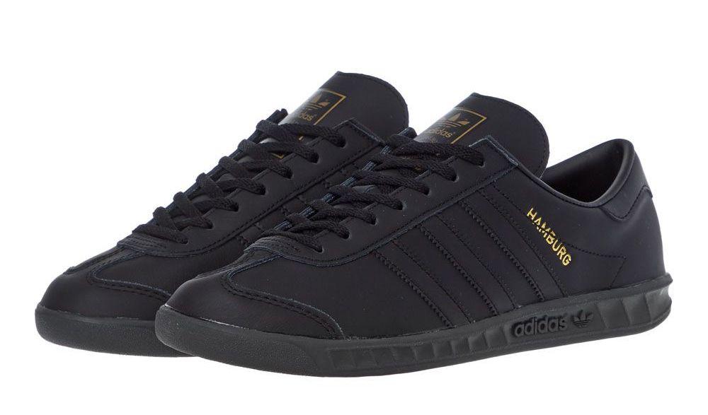 adidas Hamburg Core Black FX5668