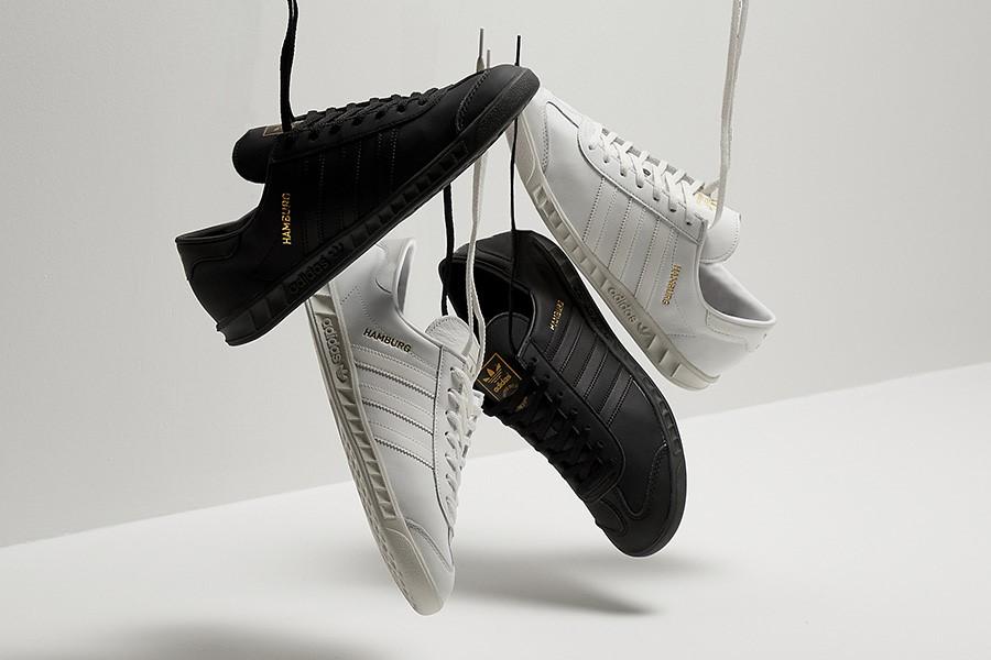 adidas Hamburg Core Black FX5668 Off White FX5671 Release Date ...