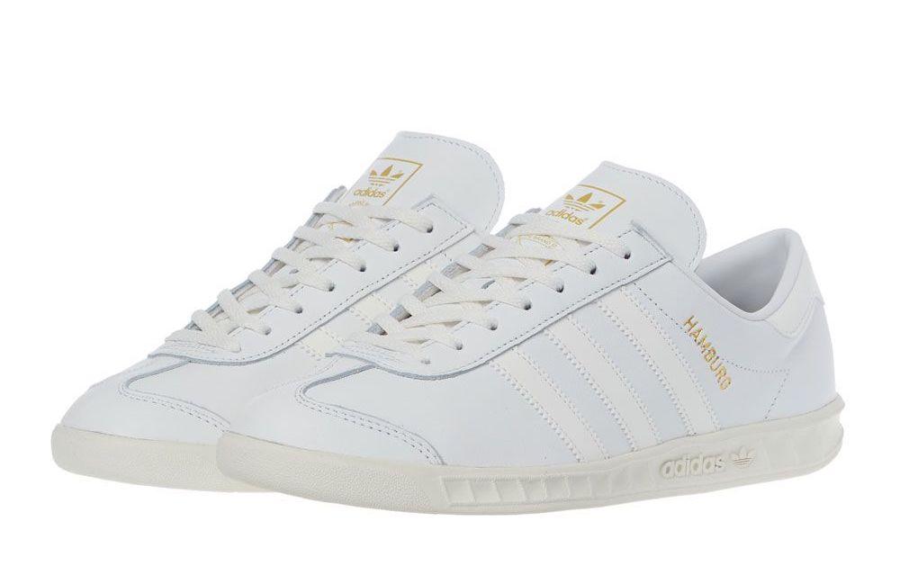 adidas Hamburg Off White FX5671