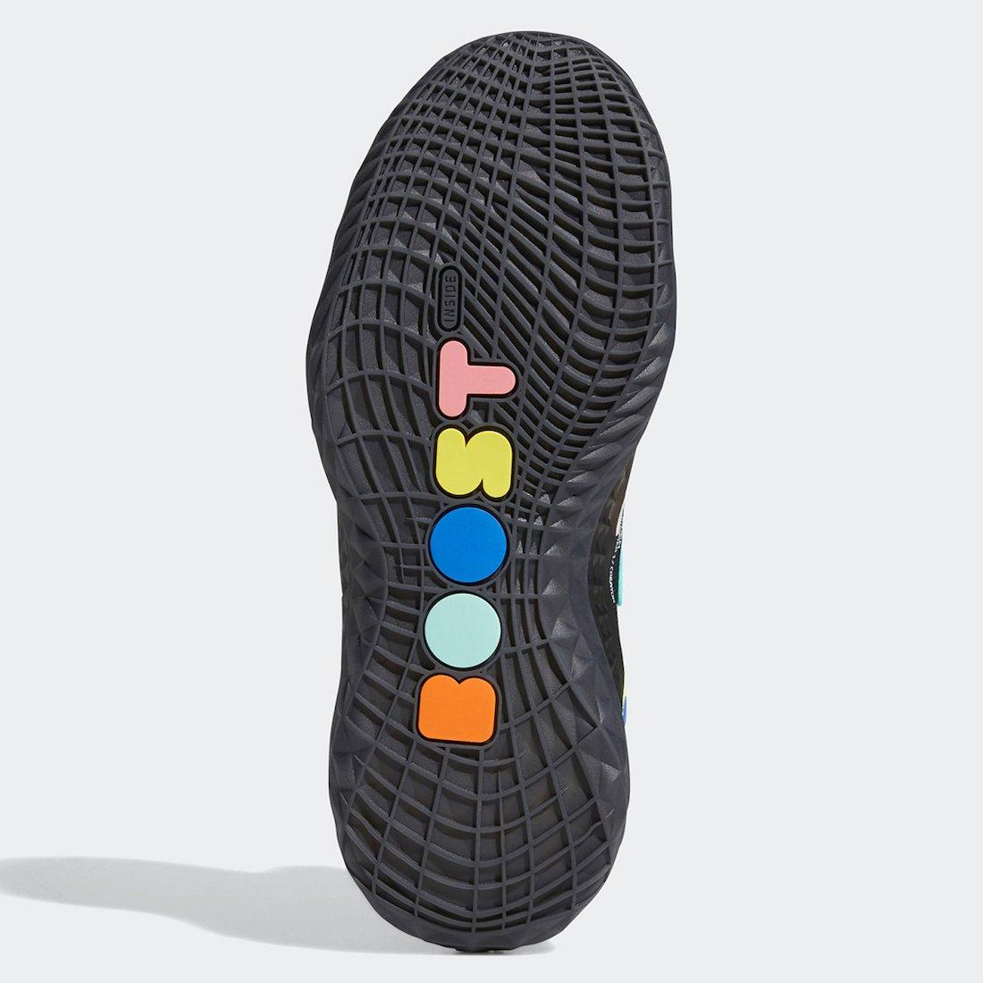 adidas Harden Vol 5 Futurenatural Core Black FZ1070 Release Date Info