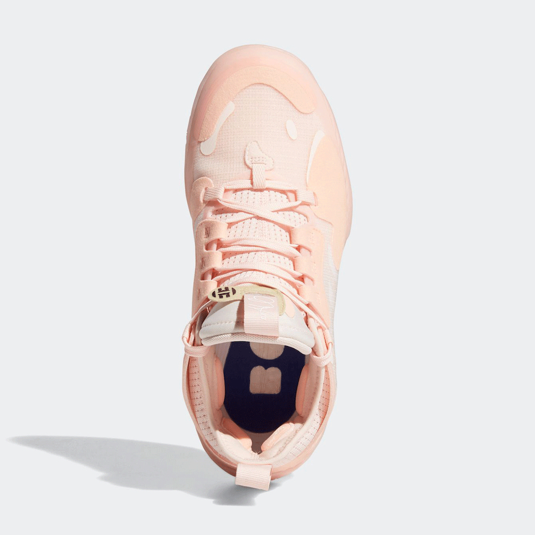 adidas Harden Vol 5 Futurenatural Icy Pink FZ0834 Release Date Info