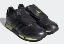 adidas Micropacer Core Black Solar Yellow S29244 Release Date Info