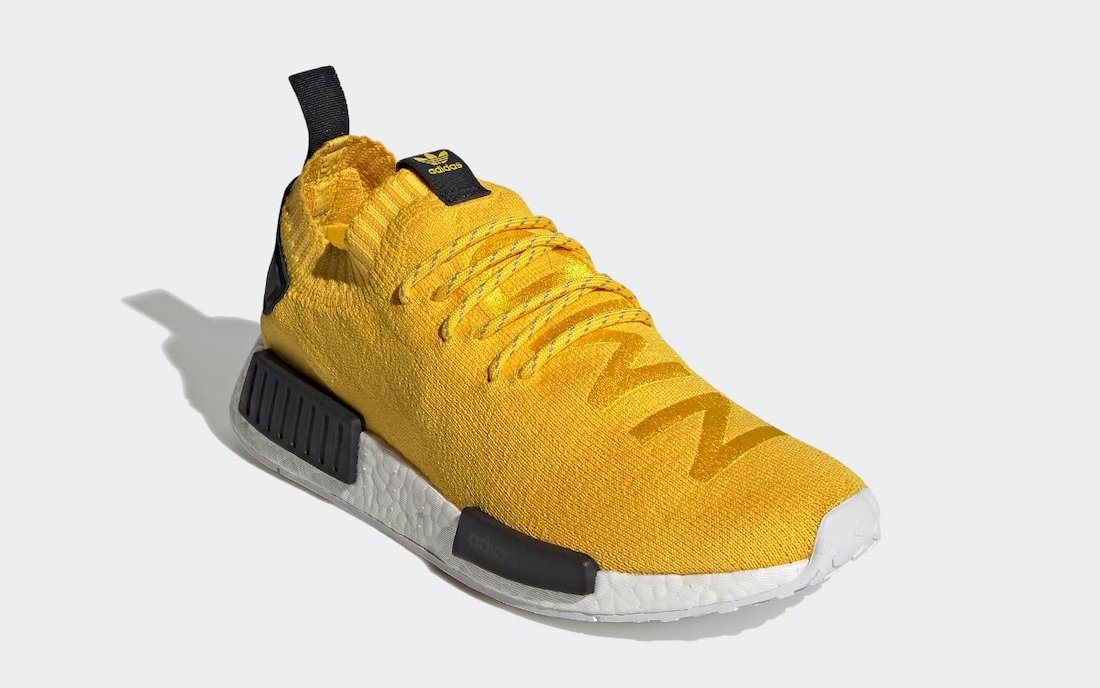 adidas NMD R1 Primeknit EQT Yellow S23749 Release Date Info