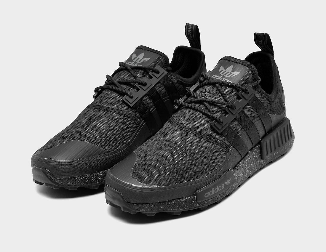 adidas NMD R1 Trail Core Black FX6813 Release Date Info