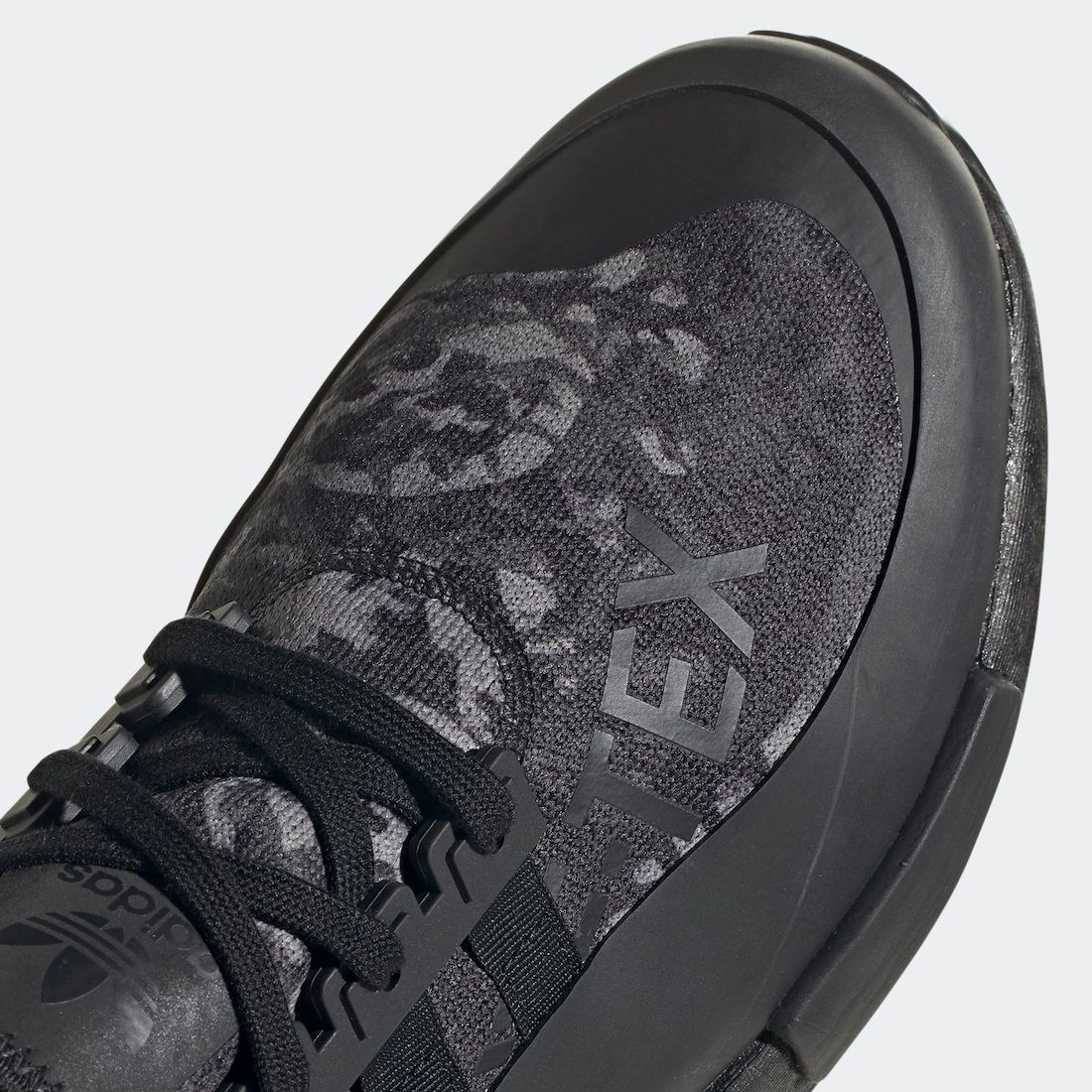 adidas NMD R1 Trail Gore-Tex Core Black FZ3607 Release Date Info