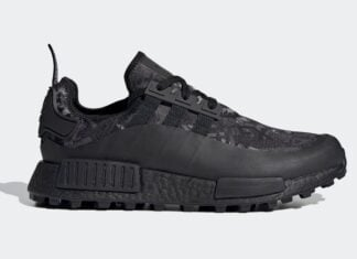 adidas NMD R1 Trail Gore-Tex Core Black FZ3607 Release Date Info