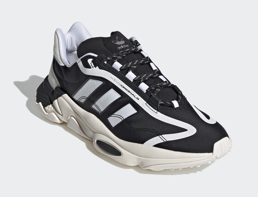 adidas Ozweego Pure White Black G57949 Release Date Info