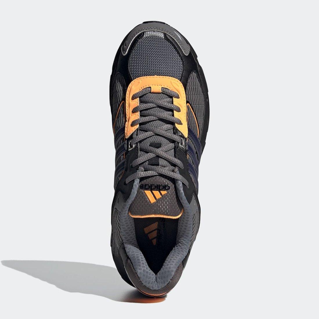 adidas Response CL Grey Flash Orange FX7725 Release Date Info