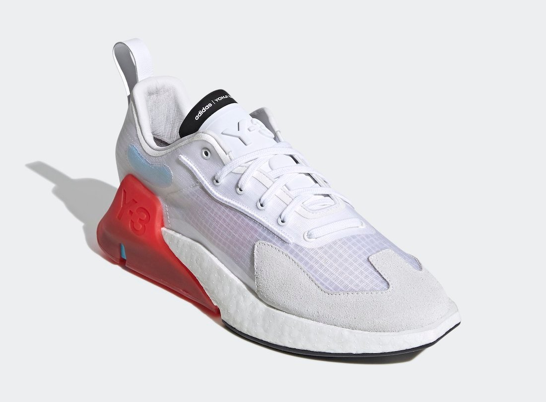 adidas Y-3 Orisan Core White FX1411 Release Date Info