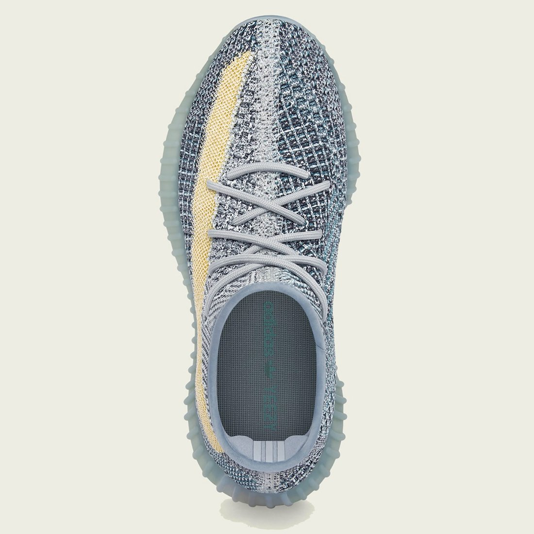 adidas Yeezy Boost 350 V2 Ash Blue GY7657 Release Date