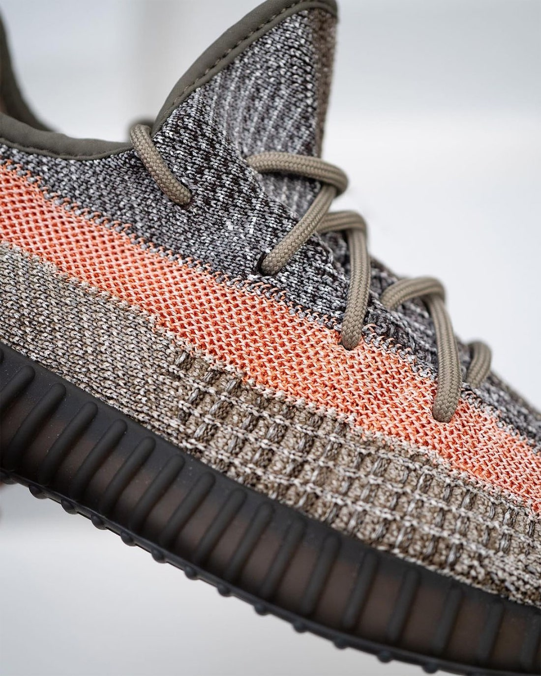 adidas Yeezy Boost 380 V2 Ash Stone GW0089 On-Feet