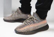 adidas Yeezy Boost 380 V2 Ash Stone GW0089 On-Foot