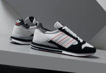 adidas ZX 500 White Black FX6899 Release Date Info