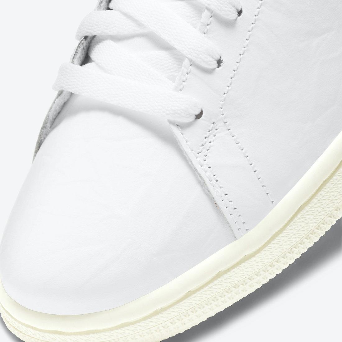Air Jordan 1 Centre Court White University Gold Sail DJ2756-102 Release Date Info