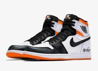 Air Jordan 1 Electro Orange 555088-180 Release Date Info