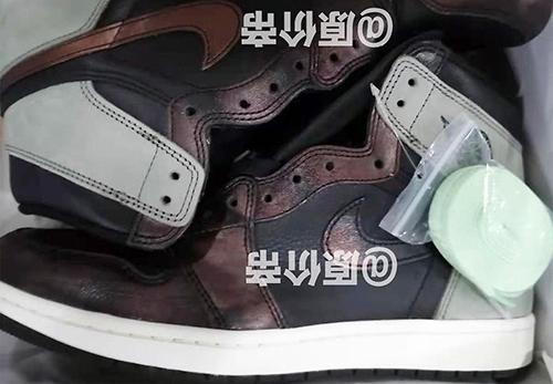 Air Jordan 1 Fresh Mint 2021 Release Date