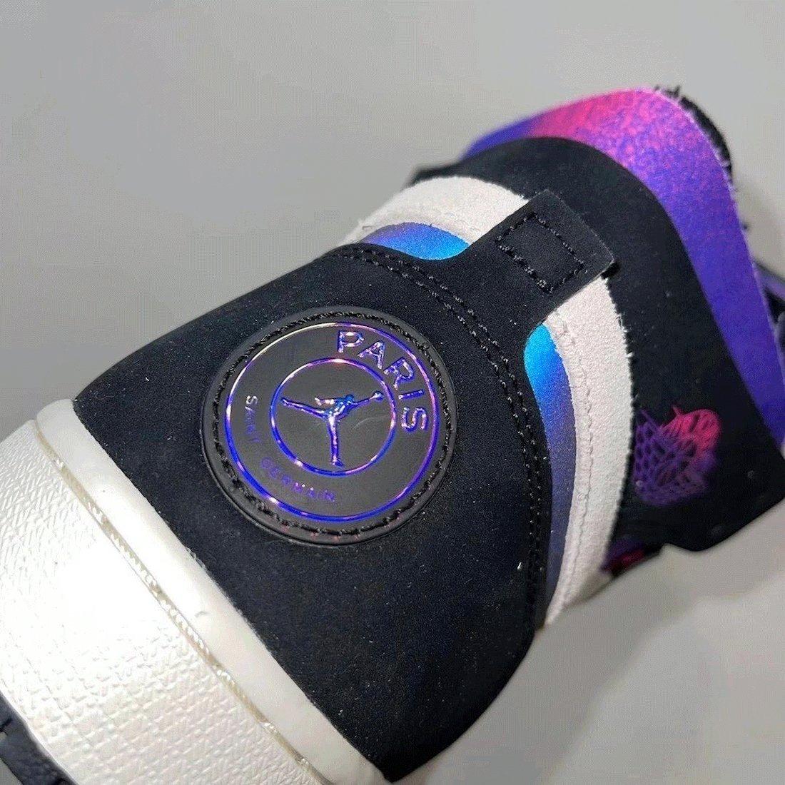 Air Jordan 1 High Zoom Comfort PSG Release Info