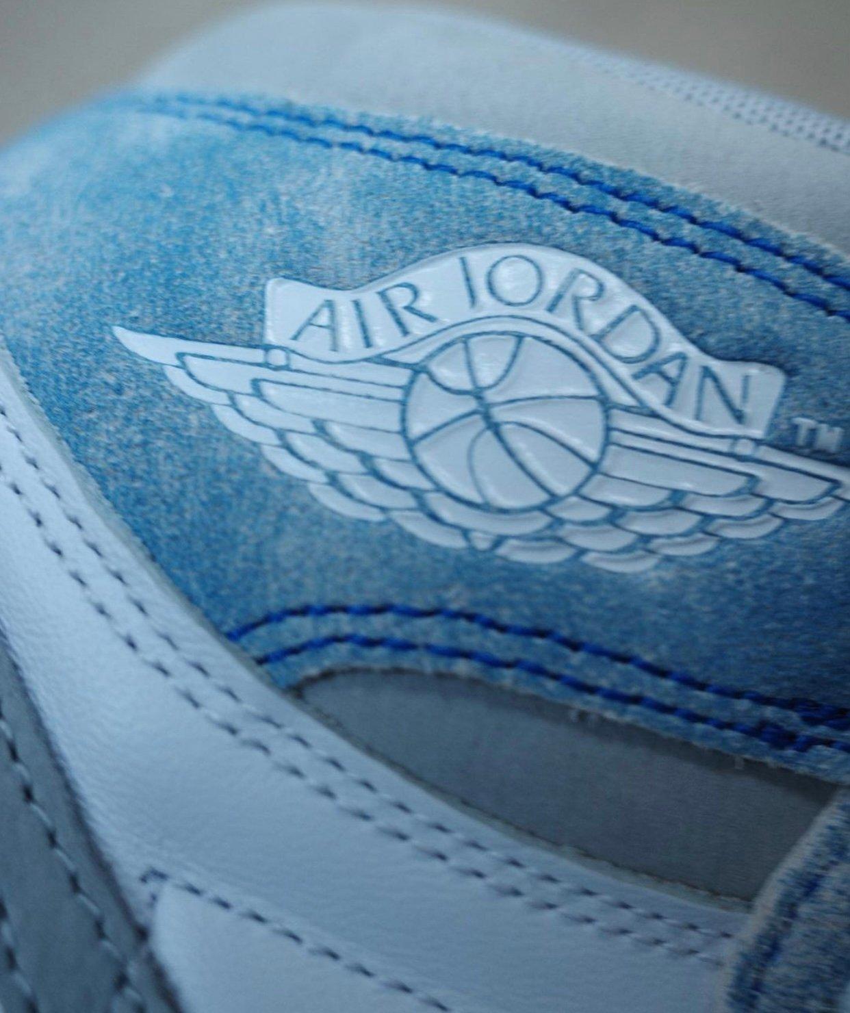 Air Jordan 1 Hyper Royal 555088-402 2021 Release