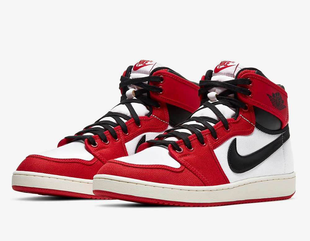 Air Jordan 1 KO Chicago 2021 DA9089-100 Release Price