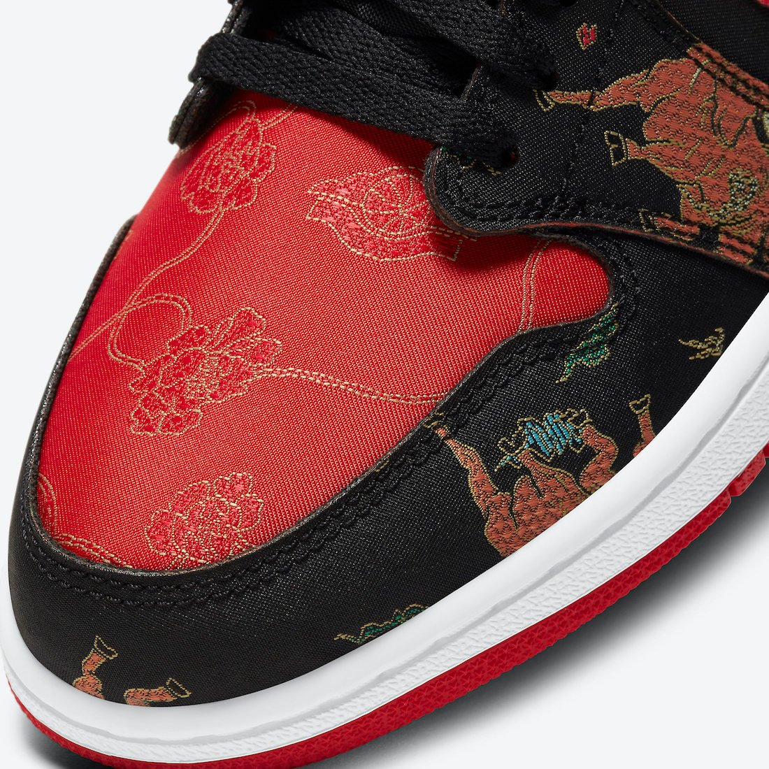 Air Jordan 1 Low CNY Chinese New Year DD2233-001 Release Date Info