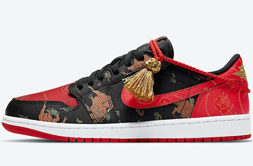 Air Jordan 1 Low CNY Chinese New Year Release Date
