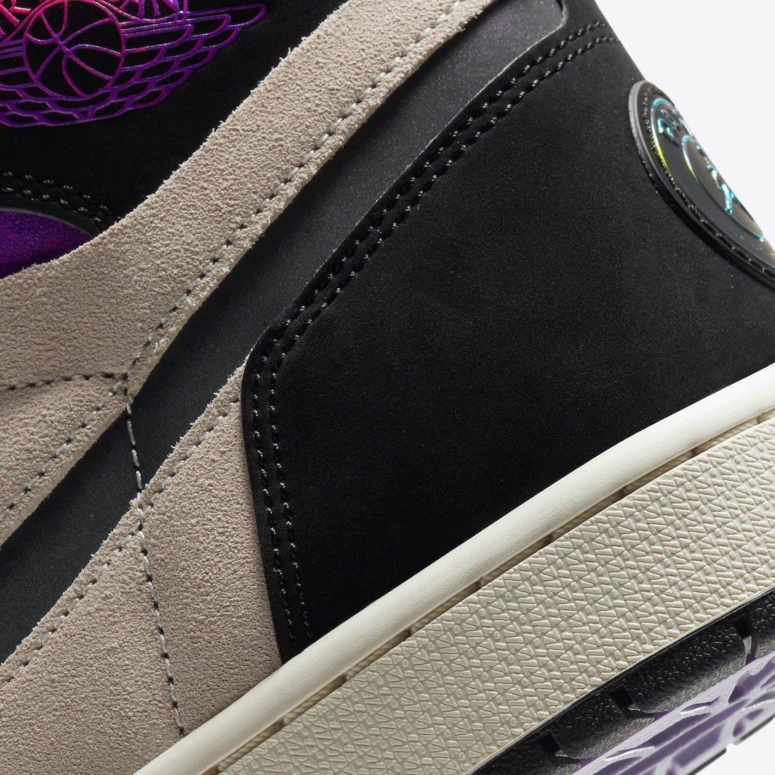 Air Jordan 1 Zoom Comfort PSG DB3610-105 Release Date