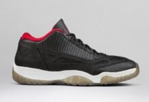 Air Jordan 11 Low IE Bred 2021 919712-023 Release Date Info