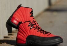 Air Jordan 12 Reverse Flu Game CT8013-602