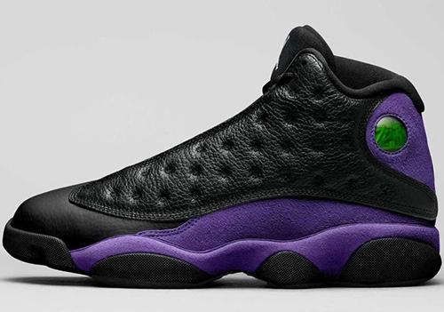 Air Jordan 13 Court Purple 2021 Release Date