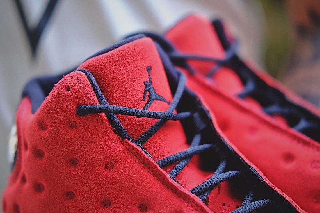 Air Jordan 13 Reverse Bred DJ5982-602 Release Details