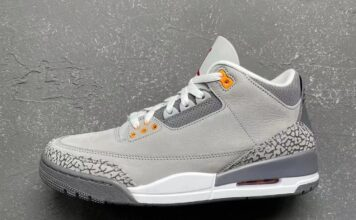 Air Jordan 3 Cool Grey 2021 CT8532-012 Release Date Price