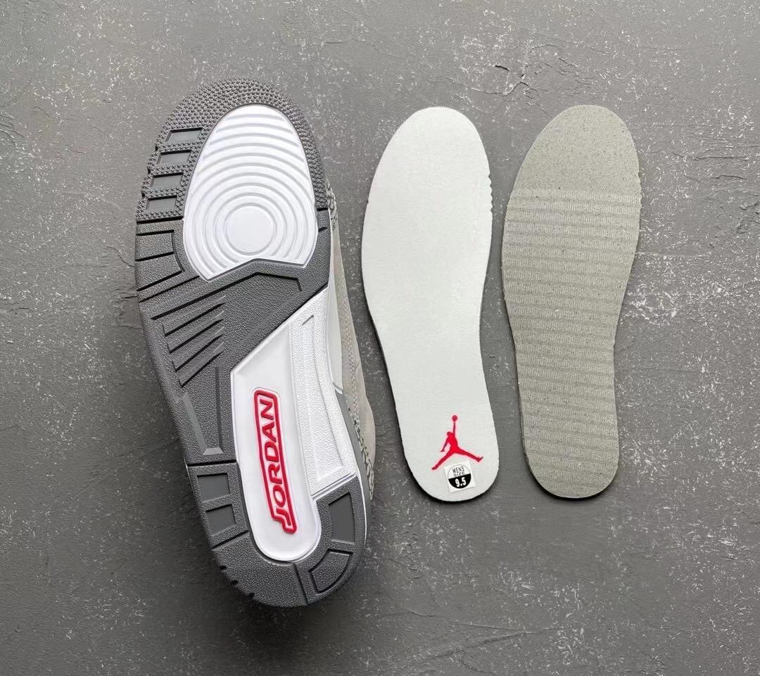 Air Jordan 3 Cool Grey 2021 CT8532-012 Release Date Price