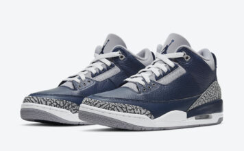 Air Jordan 3 Midnight Navy CT8532-401 Release Info Price