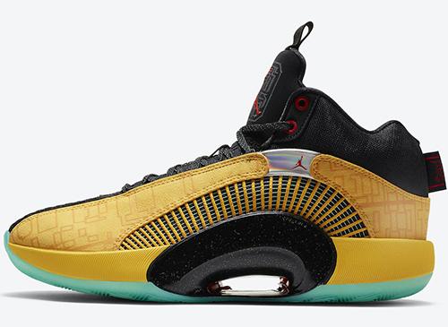 Air Jordan 35 Dynasties Release Date