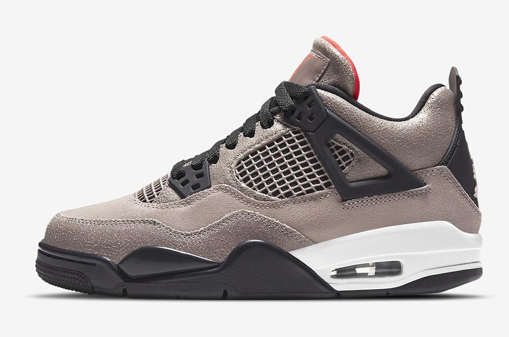 Air Jordan 4 Taupe Haze Tear-Away DB0732-200 Release Date Info |  SneakerFiles