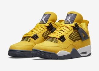 Air Jordan 4 Lightning 2021 CT8527-700 Release Date