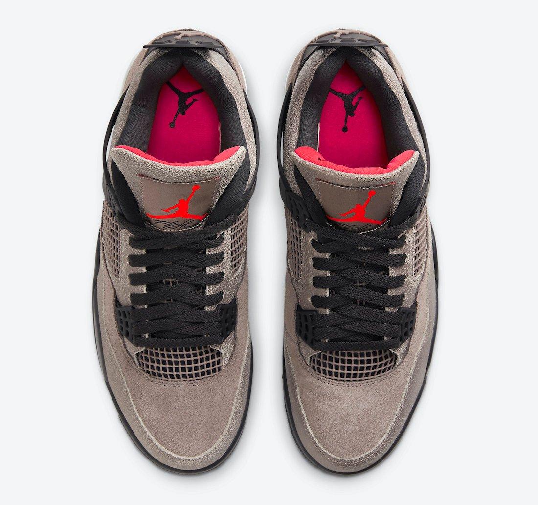 Air Jordan 4 Taupe Haze Infrared DB0732-200 Release Info