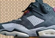 Air Jordan 6 Bordeaux CT8529-063 Release Date