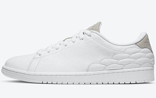 Air Jordan Centre Court White Release Date