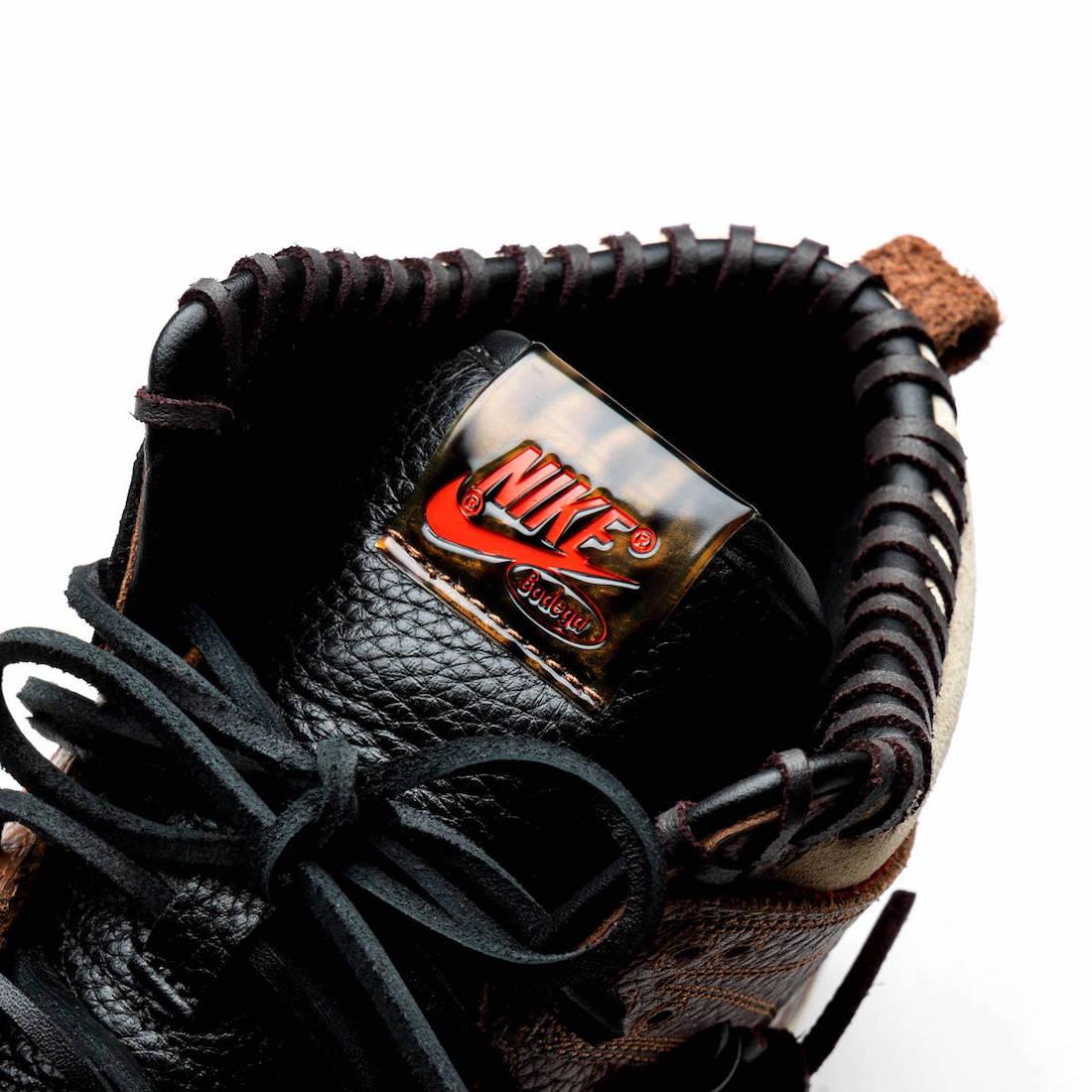 Bodega Nike Dunk High Legend CZ8125-200 Release Date