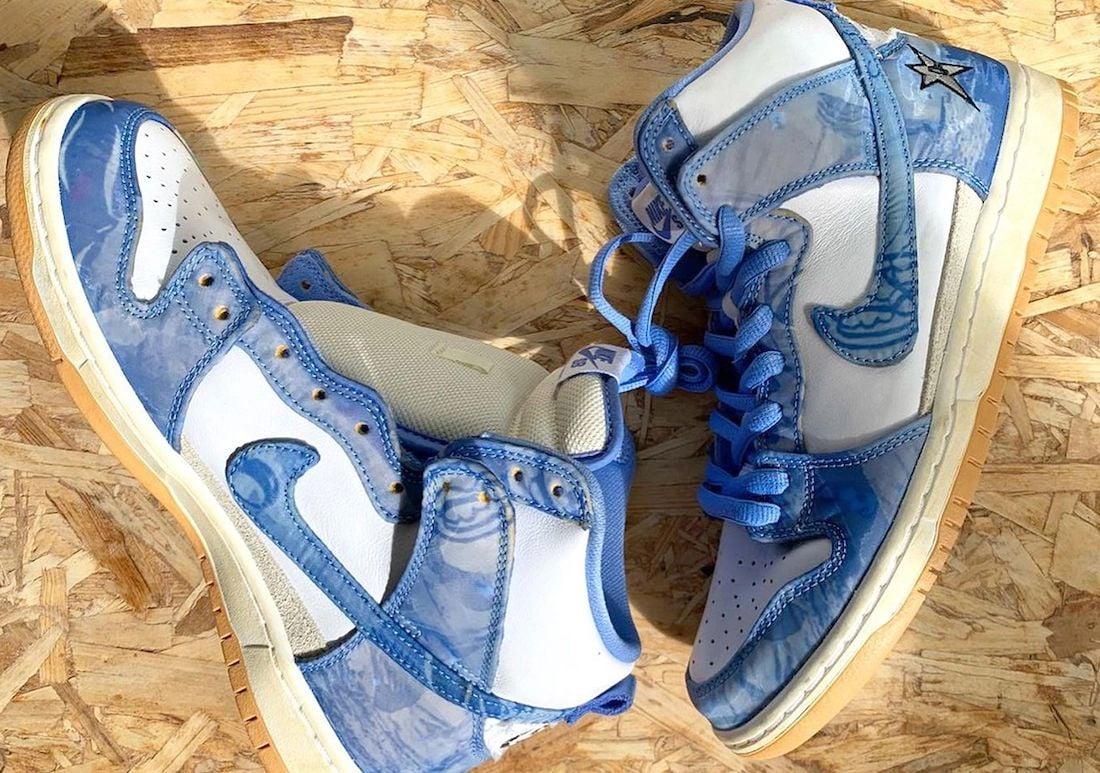 Carpet Company Nike SB Dunk High CV1677-100