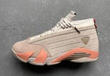 Clot x Air Jordan 14 Low DC9857-200 Release Info