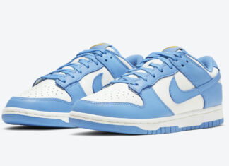 Coast Nike Dunk Low DD1503-100 Release Date Price
